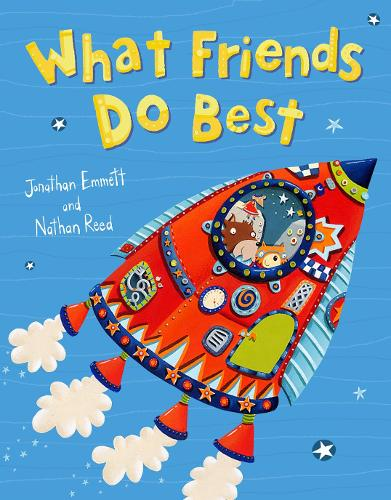 What Friends Do Best (Paperback)