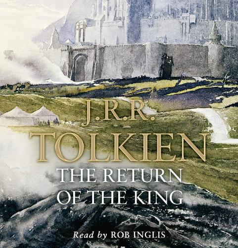 The Lord of the Rings: Part Three: the Return of the King (CD-Audio)