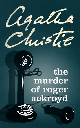 The Murder of Roger Ackroyd - Poirot (Paperback)