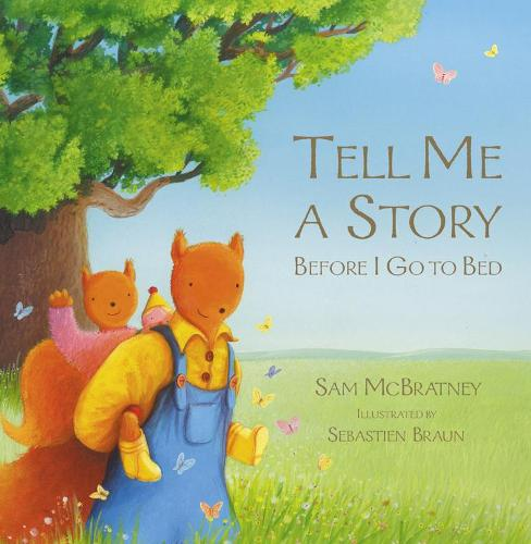 Tell Me A Story Before I Go To Bed (Paperback)