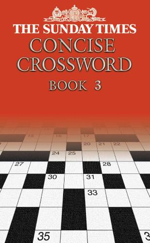 The Sunday Times Concise Crossword Book 3 (Paperback)