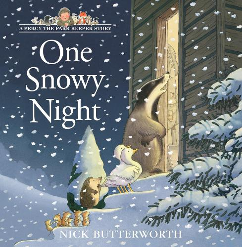 One Snowy Night - Tales From Percy's Park (Paperback)