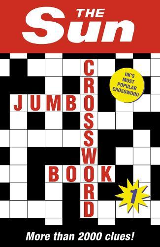 The Sun Jumbo Crossword Book 1 (Paperback)