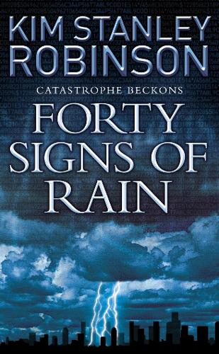 Forty Signs of Rain (Paperback)
