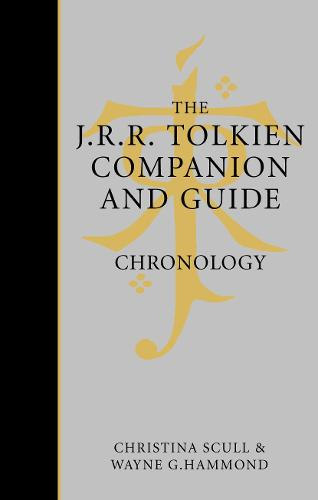The J. R. R. Tolkien Companion and Guide: Volume 2: Reader's Guide (Hardback)