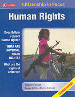 Human Rights - Citizenship in focus (Paperback)