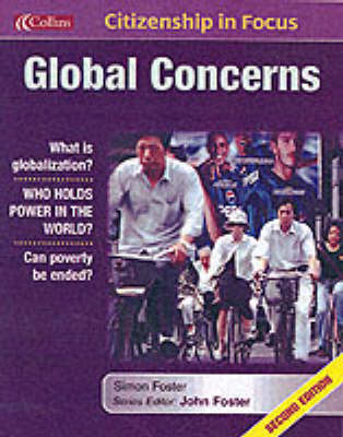 Citizenship In Focus Global Concerns [Second Edition] (Paperback)