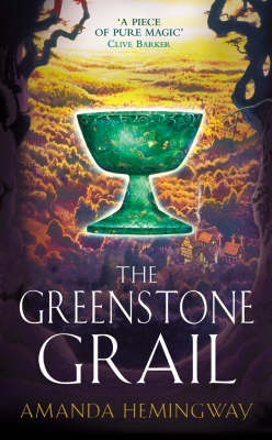The Greenstone Grail: The Sangreal Trilogy One (Paperback)