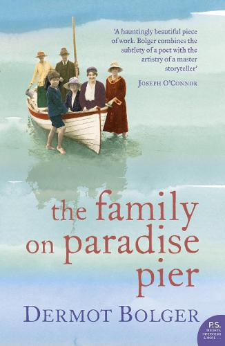 The Family on Paradise Pier (Paperback)