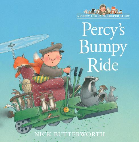 Percy's Bumpy Ride - Tales From Percy's Park (Paperback)