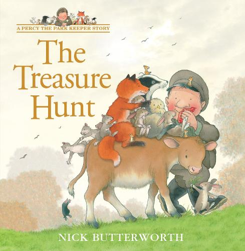 The Treasure Hunt - Tales From Percy's Park (Paperback)