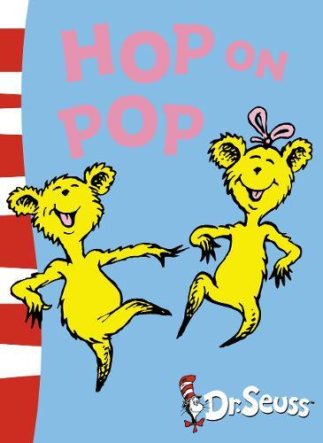 Hop on Pop: Blue Back Book - Dr. Seuss - Blue Back Book (Paperback)