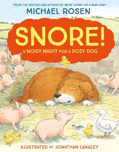 Snore! (Paperback)