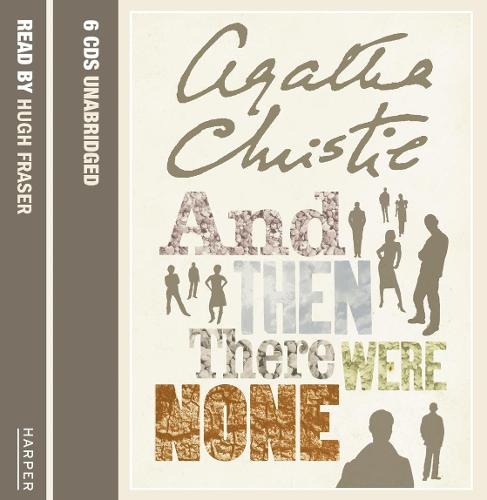 And Then There Were None: And Then There Were None Complete & Unabridged (CD-Audio)