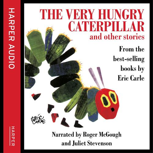 The Very Hungry Caterpillar (CD-Audio)
