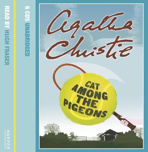Cat Among the Pigeons: Cat Among the Pigeons Complete & Unabridged (CD-Audio)