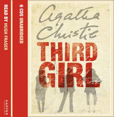 Third Girl: Third Girl Complete & Unabridged (CD-Audio)