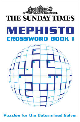The Sunday Times Mephisto Crossword Book 1 (Paperback)