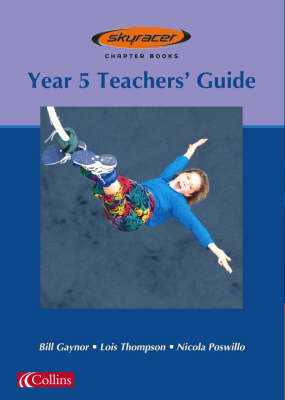 Skyracer Purple - Year 5 Teacher's Guide - Skyracer Purple (Spiral bound)