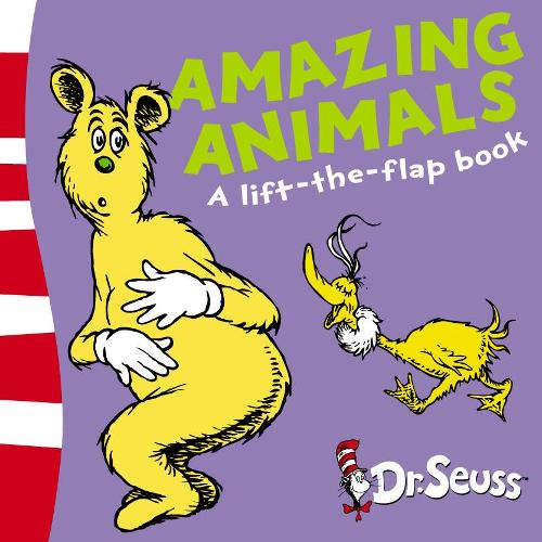 Amazing Animals: A Lift-the-Flap Book (Board book)
