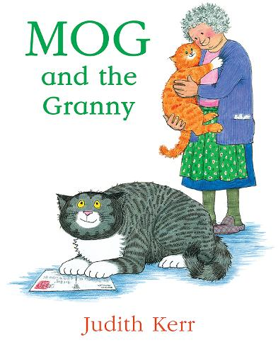 Mog and the Granny (Paperback)