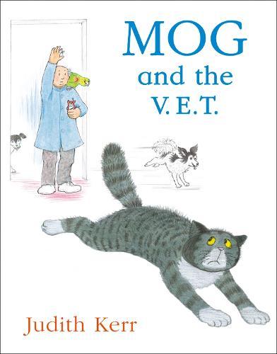 Mog and the V.E.T. (Paperback)