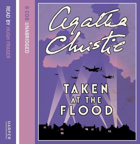 Taken at the Flood (CD-Audio)