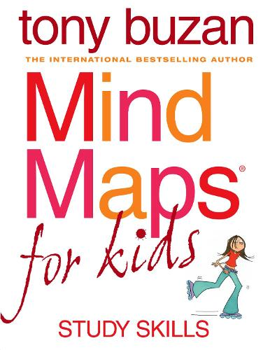 Mind Maps for Kids: Study Skills (Paperback)