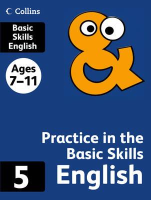 English - Practice in the Basic Skills Bk. 5 (Paperback)