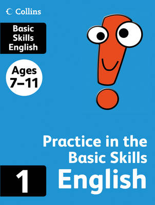 English - Practice in the Basic Skills Bk. 1 (Paperback)