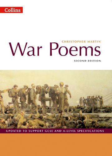 War Poems: Student'S Book (Paperback)