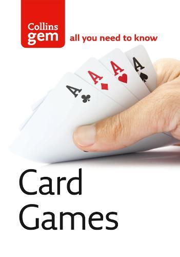 Card Games - Collins Gem (Paperback)