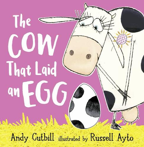 The Cow That Laid An Egg (Paperback)