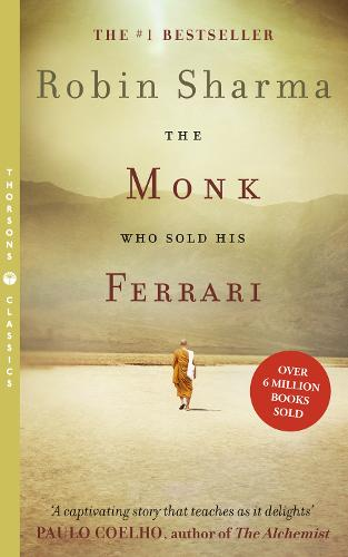 The Monk Who Sold his Ferrari (Paperback)