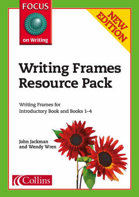 Writing Frames Resource Pack - Focus on Writing S. (Spiral bound)