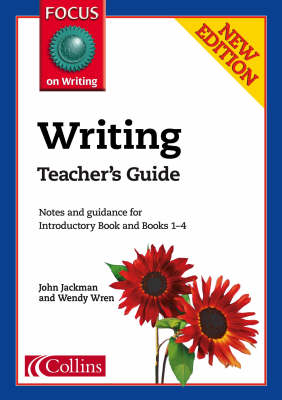 Writing: Teacher's Guide - Focus on Writing S. (Spiral bound)