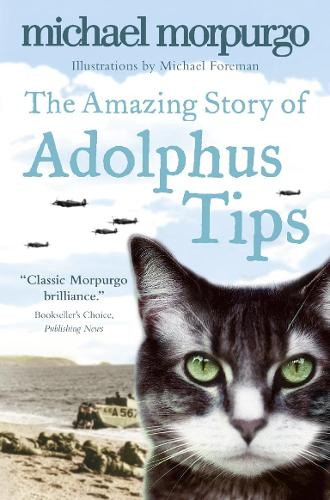 The Amazing Story of Adolphus Tips (Paperback)