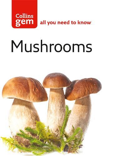 Mushrooms - Collins Gem (Paperback)