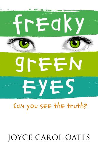 Freaky Green Eyes (Paperback)