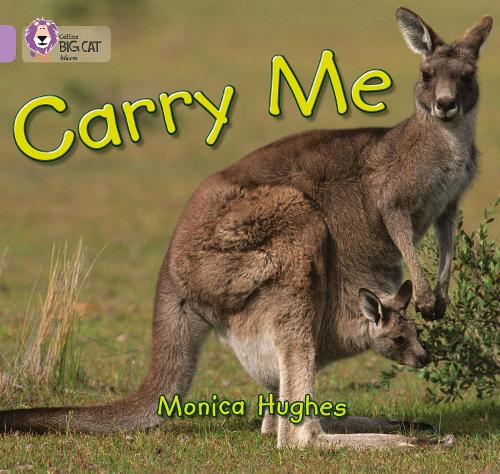 Carry Me: Band 00/Lilac - Collins Big Cat (Paperback)