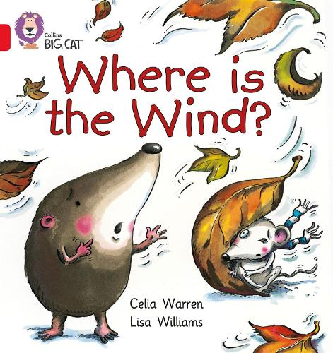 Where is the Wind?: Band 02b/Red B - Collins Big Cat (Paperback)