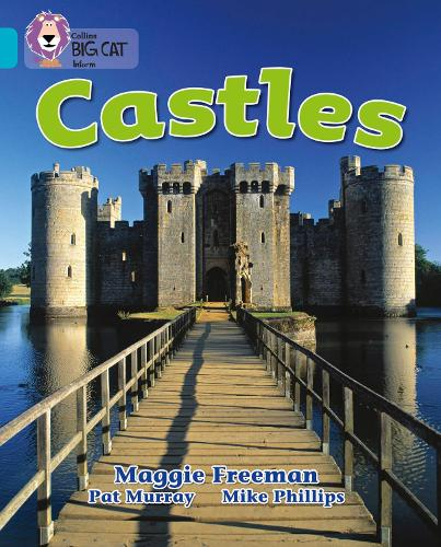 Castles: Band 07/Turquoise - Collins Big Cat (Paperback)