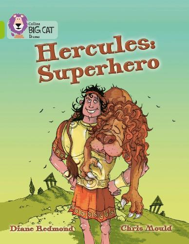 Hercules: Superhero: Band 11/Lime - Collins Big Cat (Paperback)