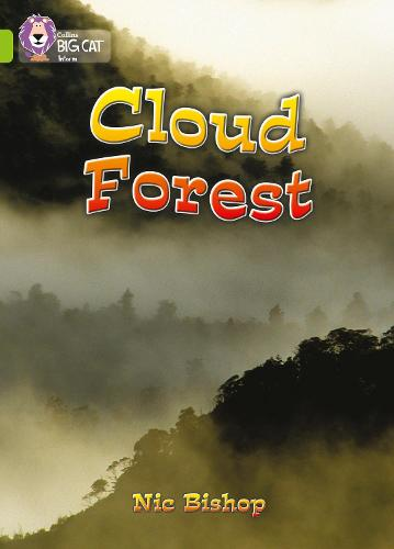 The Cloud Forest: Band 11/Lime - Collins Big Cat (Paperback)