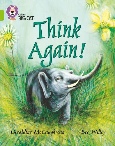 Think Again: Band 11/Lime - Collins Big Cat (Paperback)