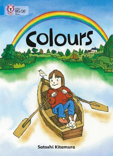 Colours: Band 04/Blue - Collins Big Cat (Paperback)
