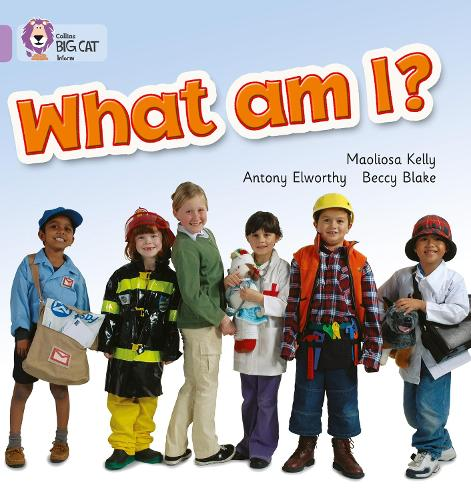 What Am I?: Band 00/Lilac - Collins Big Cat (Paperback)