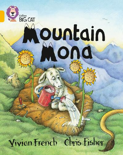 Mountain Mona: Band 09/Gold - Collins Big Cat (Paperback)