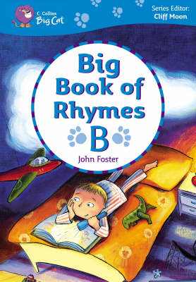 Big Book of Rhymes B: Band 03-05/Yellow-Green - Collins Big Cat Big Books (Paperback)