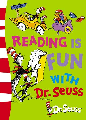 Reading is Fun with Dr. Seuss (Paperback)